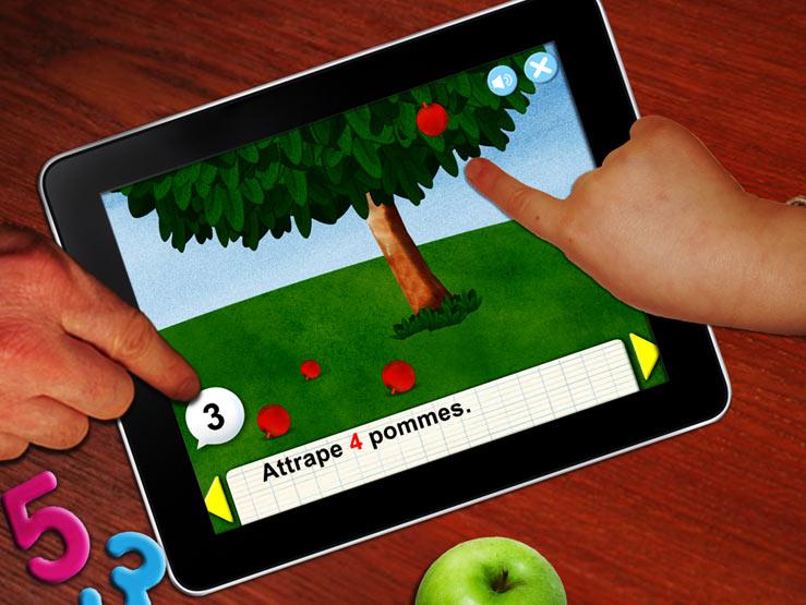 jeux android la s lection des meilleurs jeux ducatifs francais pour android. Black Bedroom Furniture Sets. Home Design Ideas